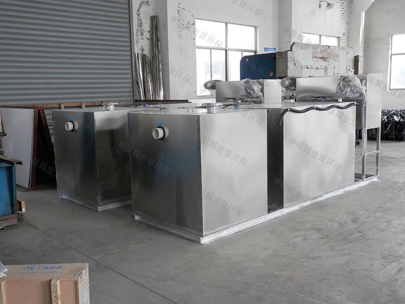 甘孜餐饮业油水分离器一体化泵站厂家