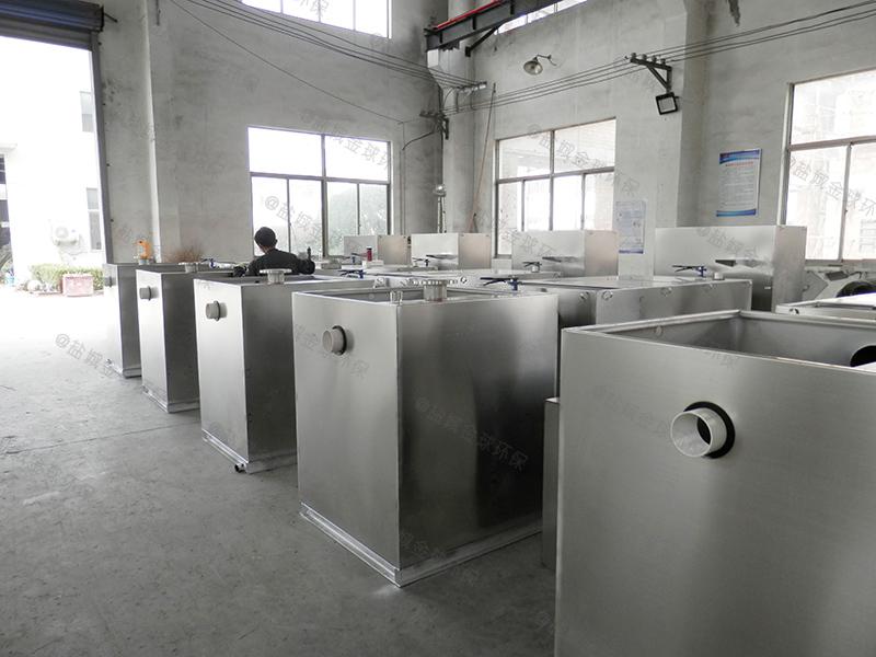 攀枝花厨用隔油池油脂生产成套设备