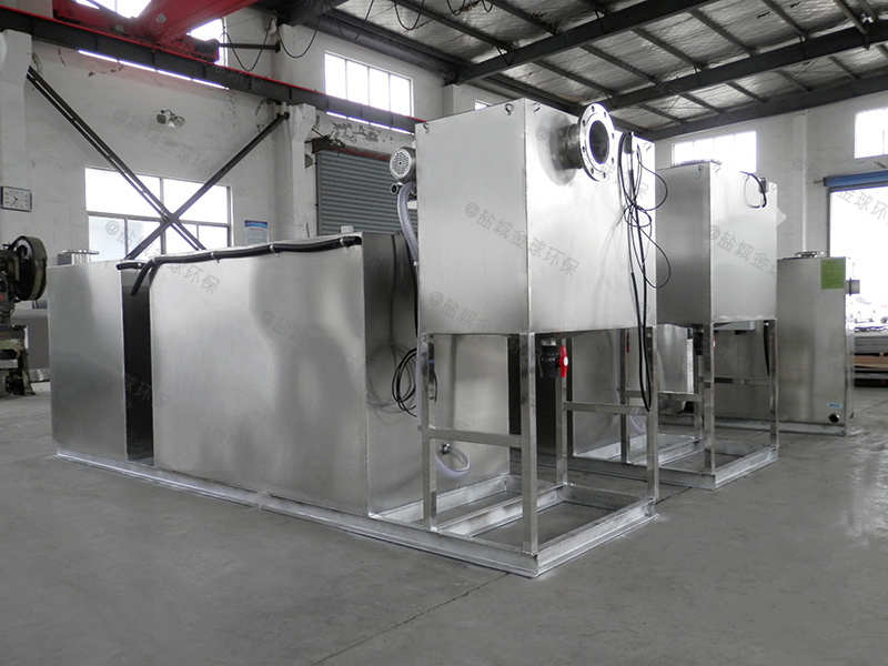 成都小区生活污水隔油提升一体化设备供应