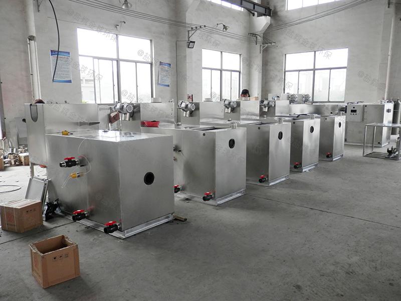 四川小区生活污水隔油提升一体化设备公司