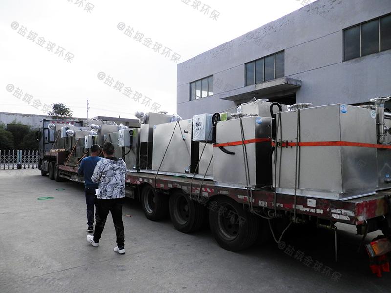 内江厨用隔油提升一体化设备厂商