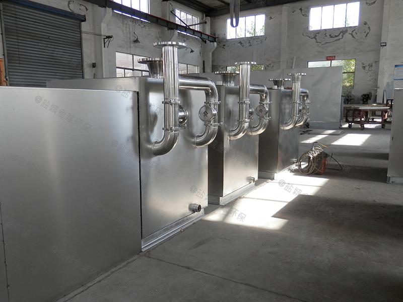 内江工业园区隔油设备发货