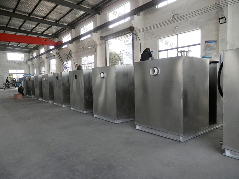 自贡地下室隔油提升装置管理规定