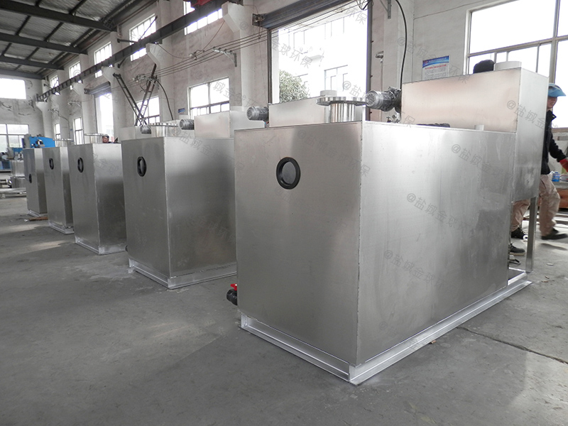 资阳旅游景点隔油提升设备一体化泵站厂家