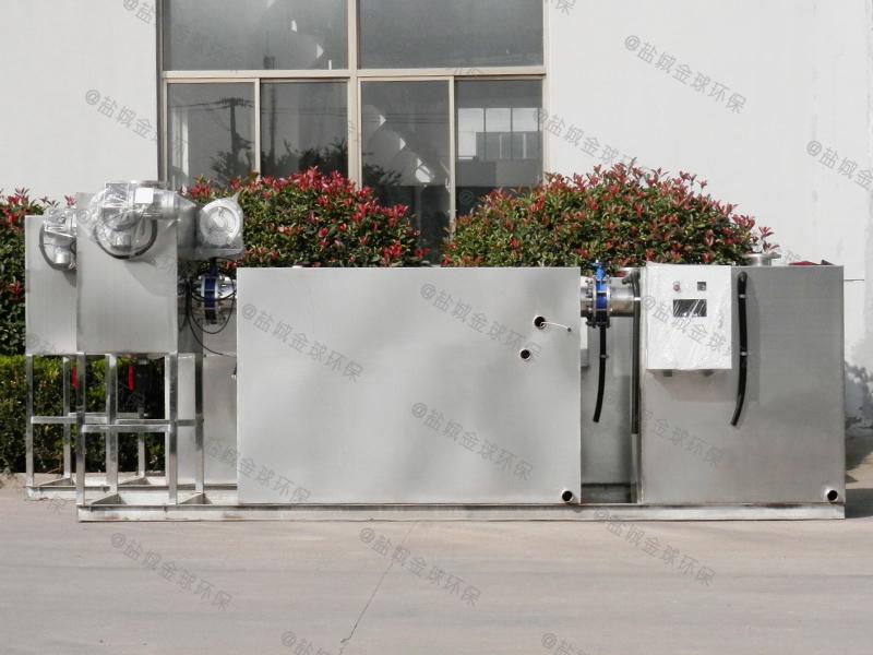 自贡工程油水分离装置设备多少钱