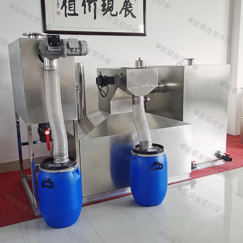 遂宁厨房废水隔油提升装置规定