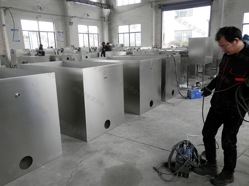 德阳餐饮业泔水分离器环保项目加盟