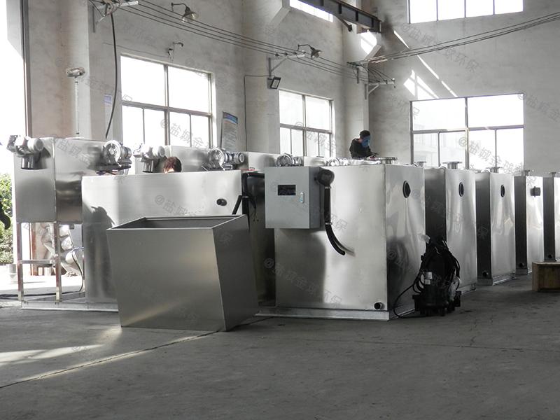 眉山防异味隔油处理装置尺寸