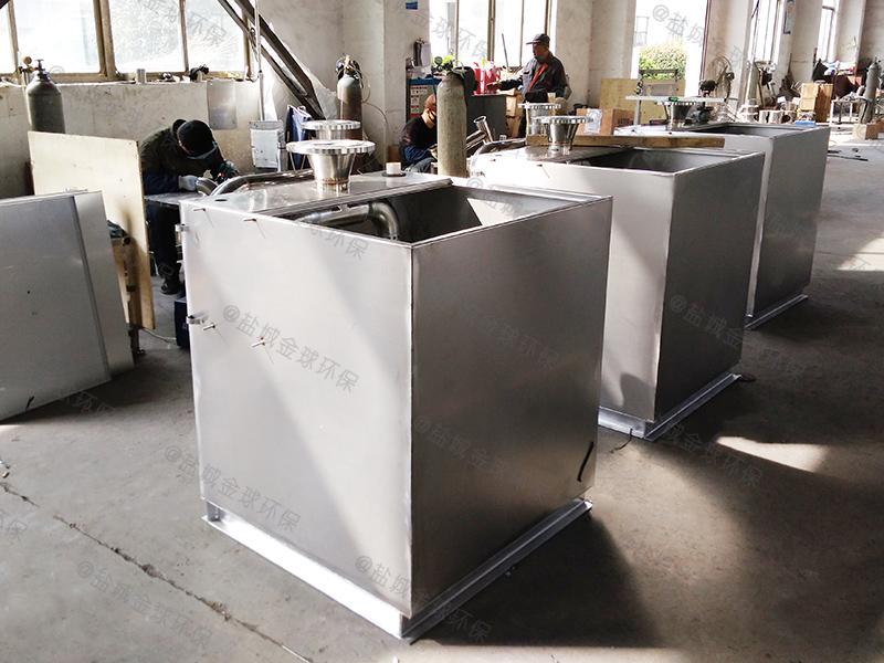 南充70吨每秒隔油隔渣设备生产厂家