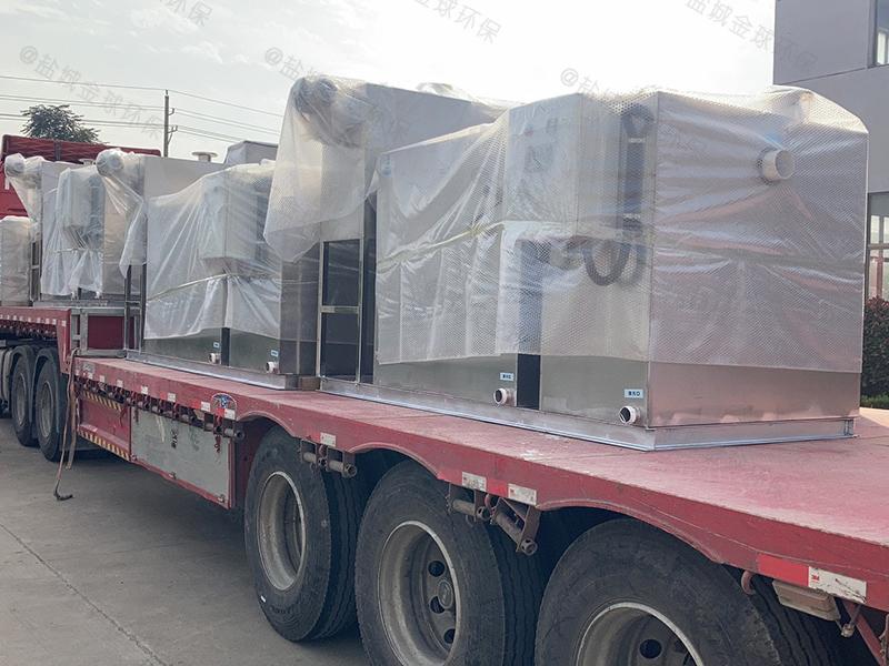 广元厂家定制油水分离器尺寸
