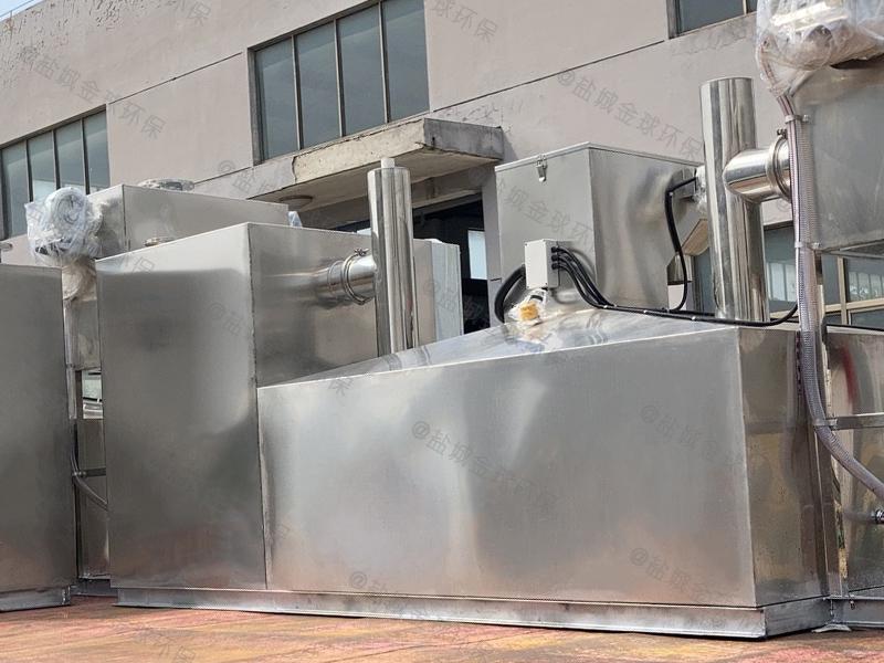 宜宾酒店污水隔油处理装置区别