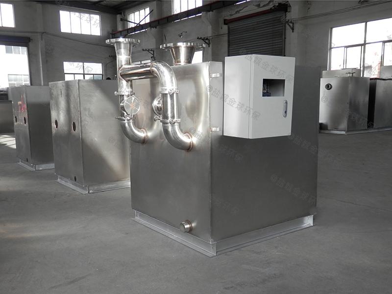 南充怎样做隔油提升一体化设备批发