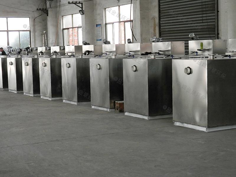 达州50吨每秒油脂分离装置怎么做图解