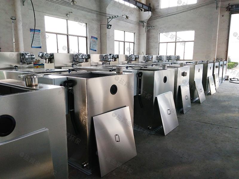 甘孜购物广场油脂分离设备生产