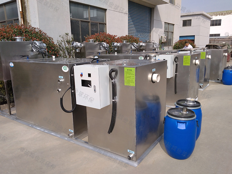 绵阳支持定制隔油处理装置效果