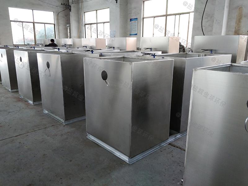 甘孜分体式隔油提升一体化设备怎么做
