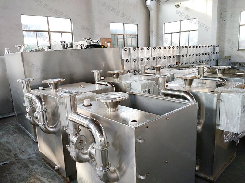 眉山70吨每秒隔油隔渣设备多久清理一次