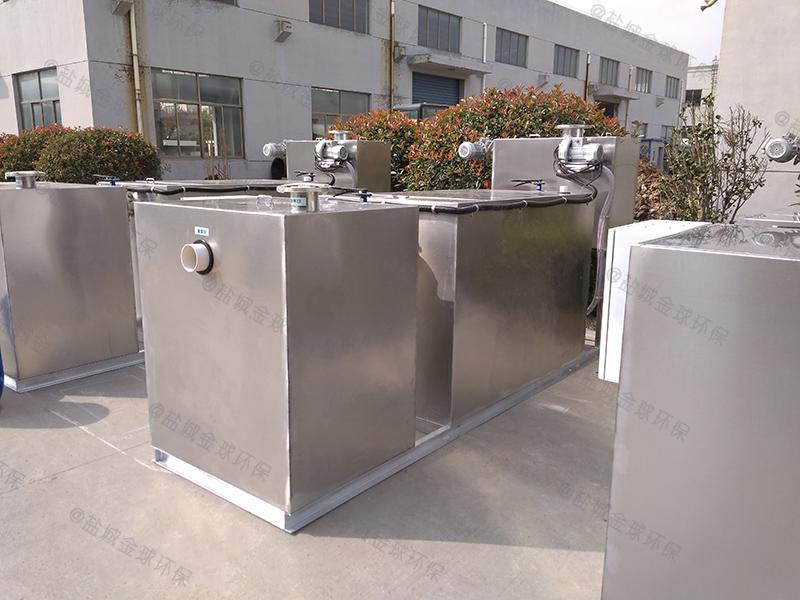 成都餐饮行业隔油隔渣设备规范和标准
