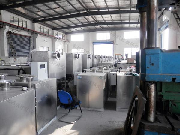 厨用2号隔油隔渣隔悬浮物隔油净化设备生产商
