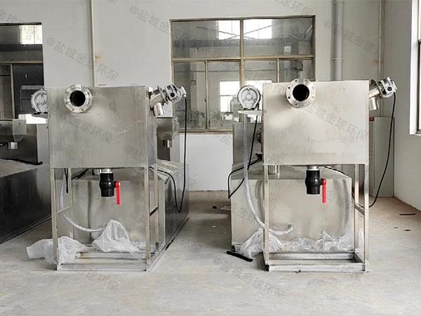 厨余500人混凝土隔油提升设备一体化装置排名