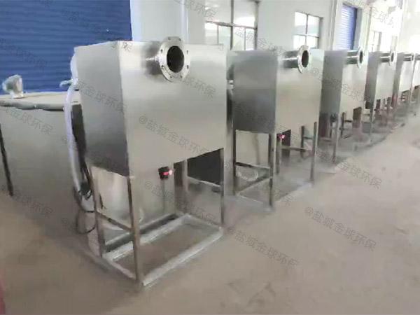 后厨8吨的长宽高隔悬浮物隔油一体化设备品牌排行榜