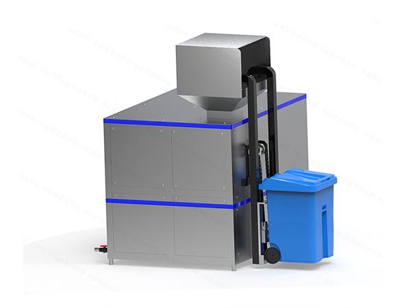 10吨全自动厨余垃圾粉碎处理设备行业标准