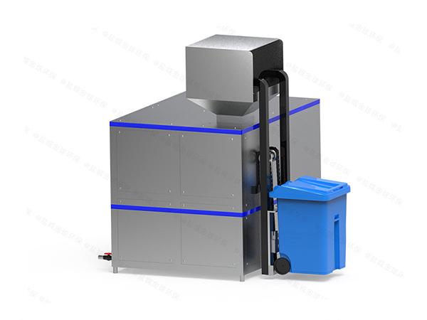 大小型自动化餐厨垃圾压缩设备联系电话