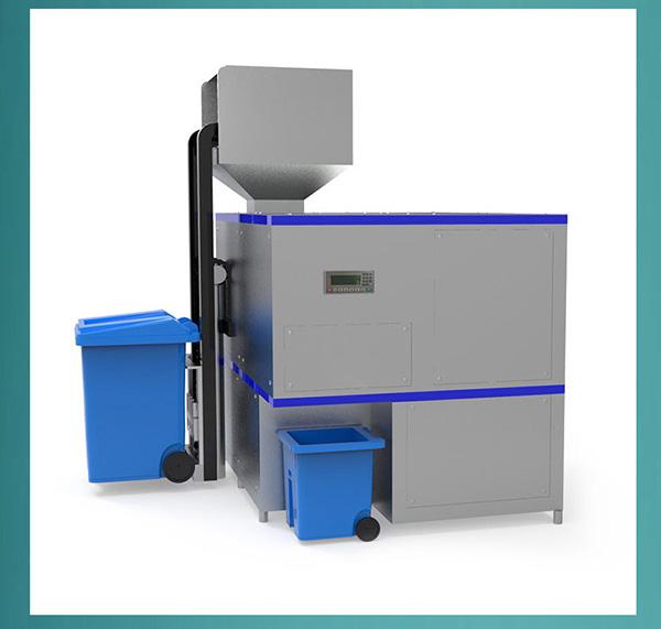日处理10吨智能化厨余垃圾废水处理代加工