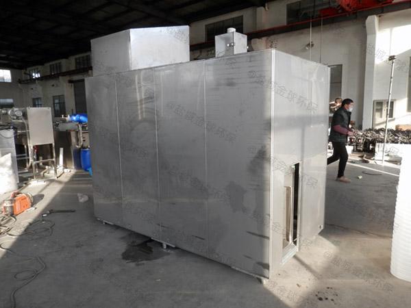 20吨多功能餐饮垃圾撕粹设备产品标准