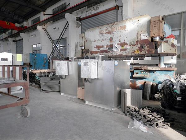 商场专用外置双泵污水提升设备排水的隐患