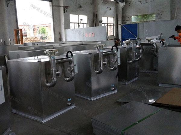 别墅地下室无异味污水提升设备下水井