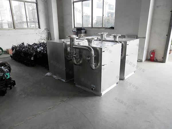 别墅地下室卫生间多用途污水处理提升器压力开关