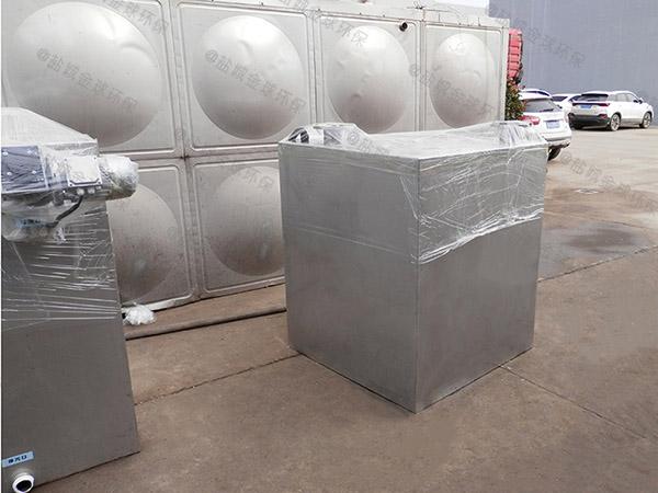 厕所智能控制污水提升机提升高度不够