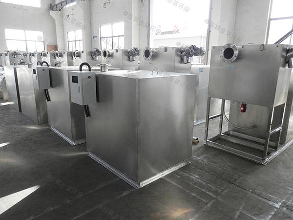 商场专用家装污水排放提升设备的行情