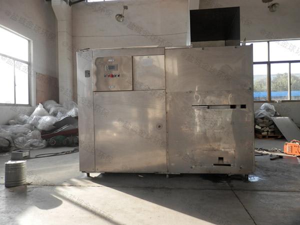 大小型自动化厨余垃圾预处理机器功能