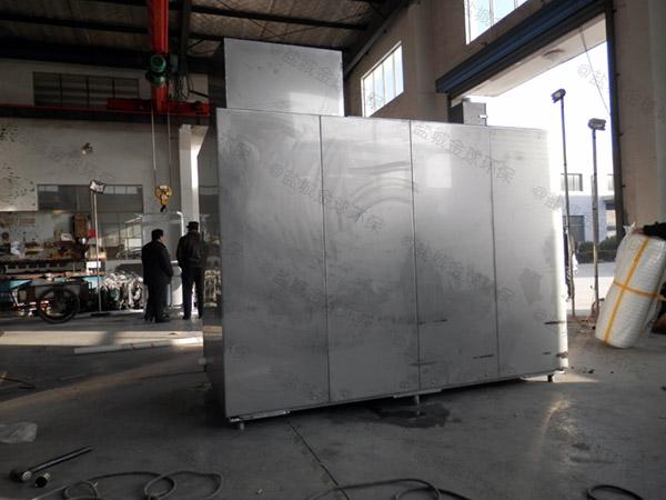 日处理5吨环保厨余垃圾处理机厂
