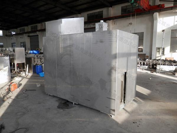 5吨环保厨余垃圾处理装置处理方法
