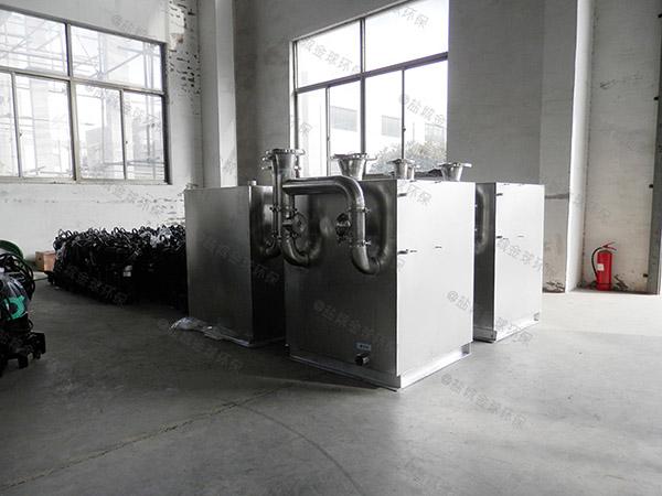 地埋密闭型污水提升器装置怎么设计