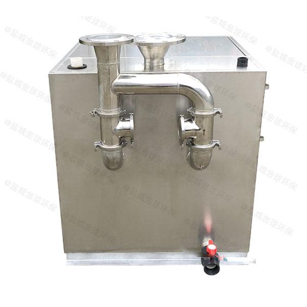 卫浴公用污水隔油提升器质量如何