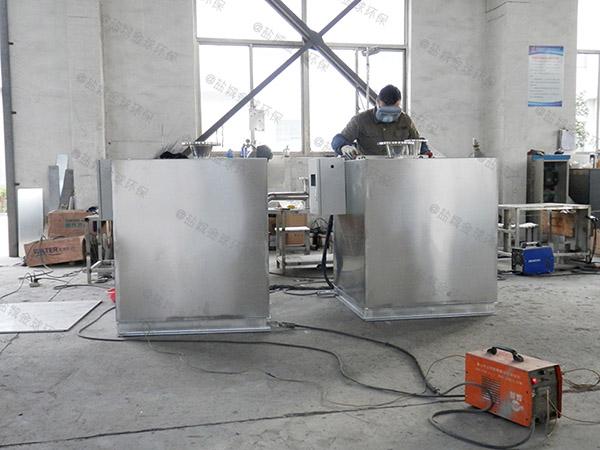 茶水间公用污水提升器装置选哪种