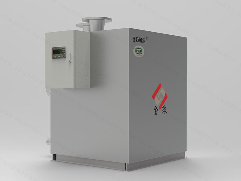 别墅单泵污水排放提升设备什么牌子好