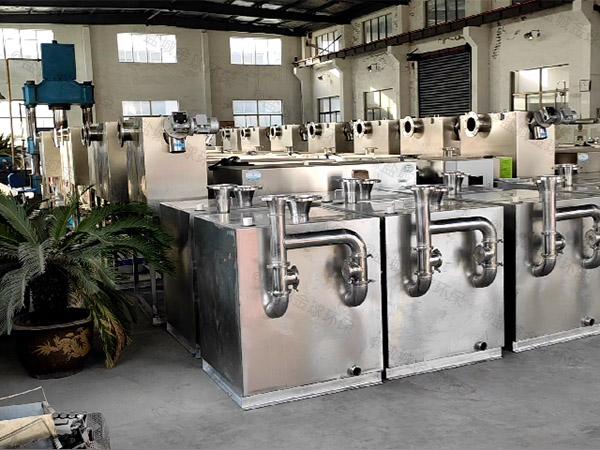 茶水间反冲洗污水提升器装置卫生间要怎么安装