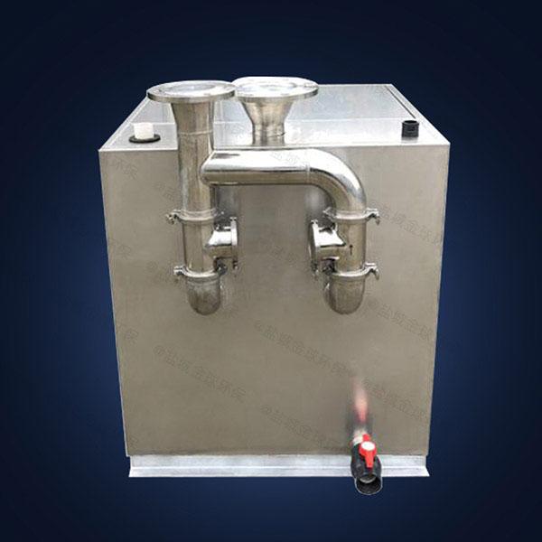 地下卫生间粉碎型污水提升器设备多少钱
