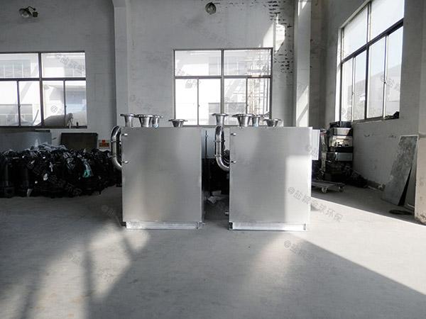 别墅双泵污水提升器质量如何
