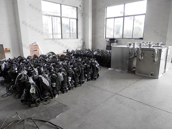 别墅专用耐高温污水排放提升设备热销产品有哪些