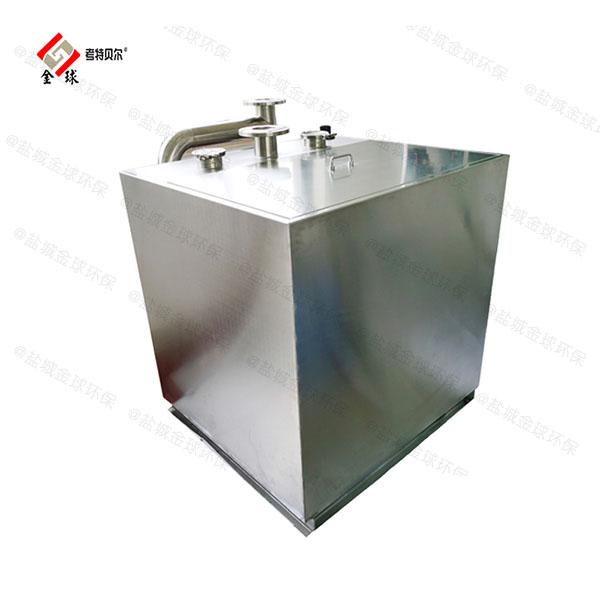 侧排式马桶内置污水提升器装置安装方法