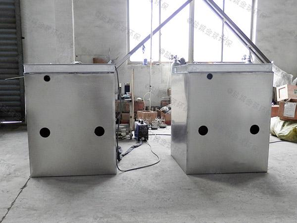 车间平层排水污水提升器安装时注意事项