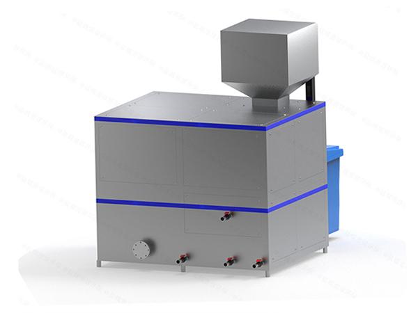 大小型机械式厨余垃圾处理装置检测报告