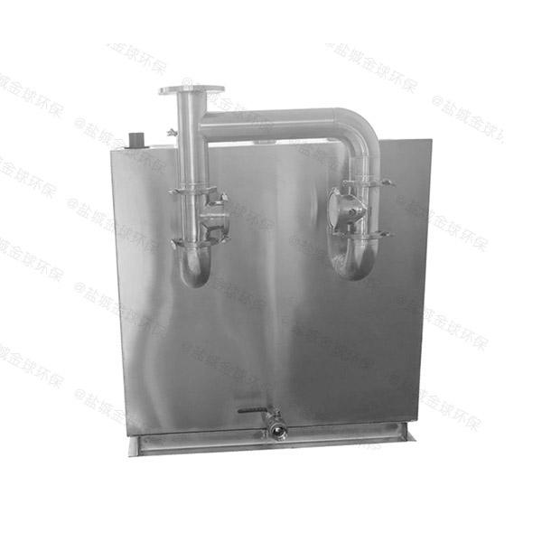 地下室高温污水提升器装置安装时注意事项