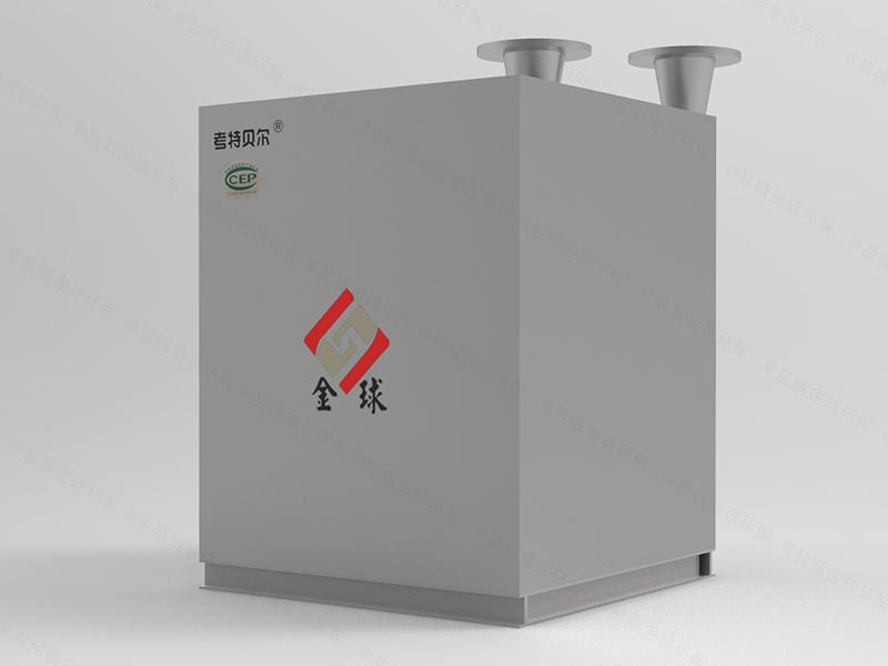 地埋式耐高温污水提升设备安装费用